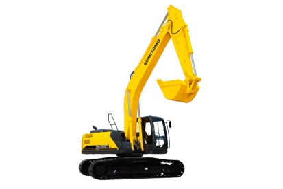 【720°全景展示】住友SH220LC挖掘機