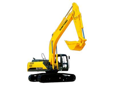 【720°全景展示】住友SH240挖掘機
