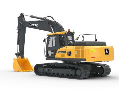 【720°全景展示】約翰迪爾E210LC挖掘機