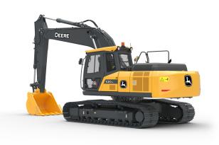 約翰迪爾E210挖掘機