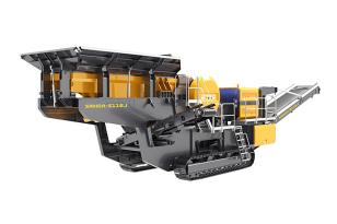 斯镘达S116J/S116J(OEM)履带移动鄂式破碎站