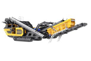 斯镘达S300RS/S300RSX/S300RS(OEM)履带移动反击破碎站