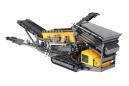 斯镘达SD80履带移动重型筛分站高清图 - 外观