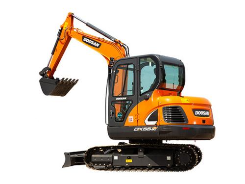 斗山DX55-9C ACE挖掘机