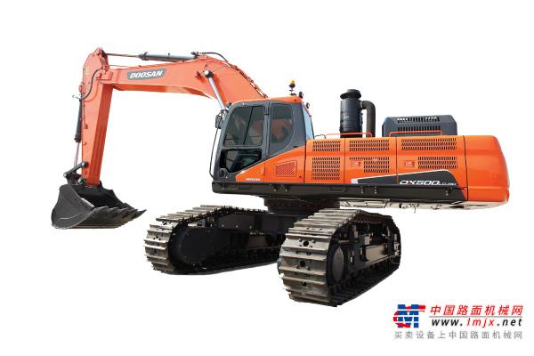 斗山DX500LC-9C挖掘機