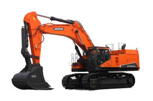 斗山DX800LC-9C挖掘机