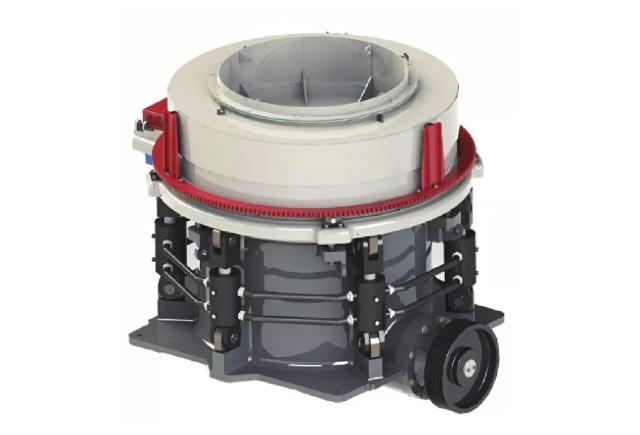 南方路机VC1500多缸液压圆锥破高清图 - 外观