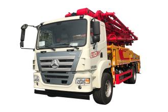 三一重工SYM5230THB 390C-10泵车高清图 - 外观