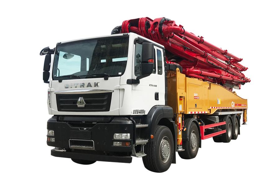 三一重工SYM5448THB 560C-8A混凝土泵车