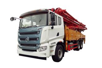 三一重工SYM5340THB 490C-8泵车高清图 - 外观