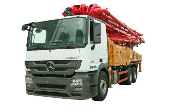 三一重工SYM5330THBEB 490C-8泵车