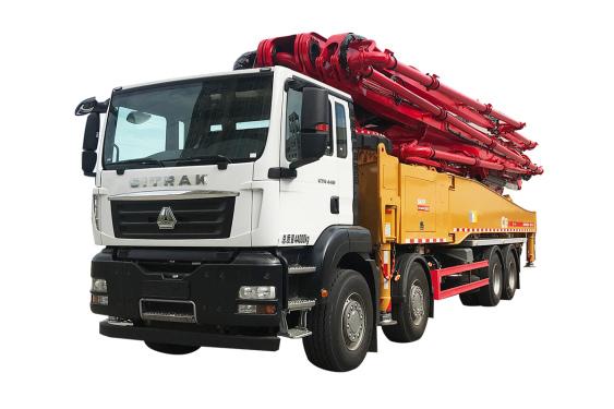 三一重工SYM5448THBF 560C-8A泵车