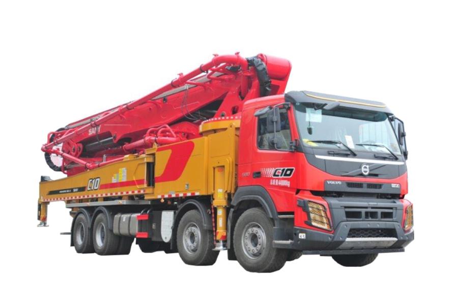 三一重工SYM5440THBV 600C-10泵车