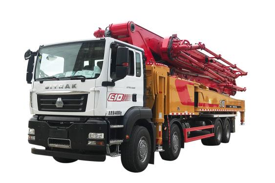 三一重工SYM5443THBF 620C-10A泵车