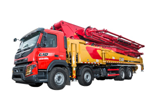 三一重工SYM5440THBV 620C-10A泵车