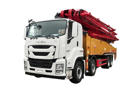 三一重工SYM5447THB 560C-8A泵车