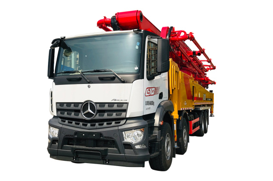 三一重工SYM5442THBEB 620C-10A泵车