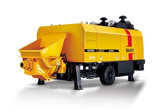 三一重工HBT9028CH-5S超高压系列拖泵