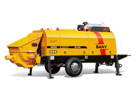 三一重工HBT6016C-5S(T3)拖泵
