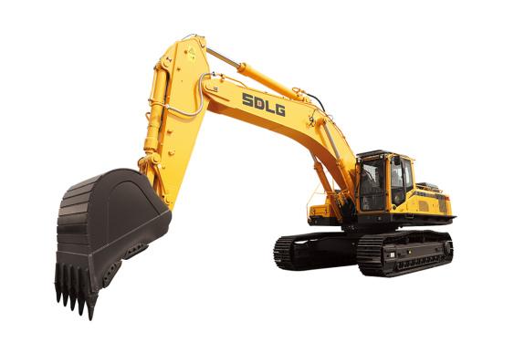 山东临工E6500F大型液压挖掘机