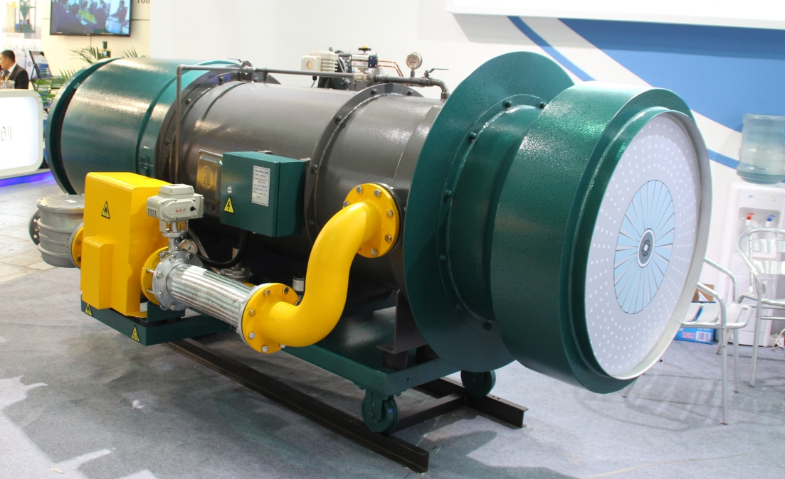 沃斯莱特TRQ760燃气燃烧器高清图 - 外观