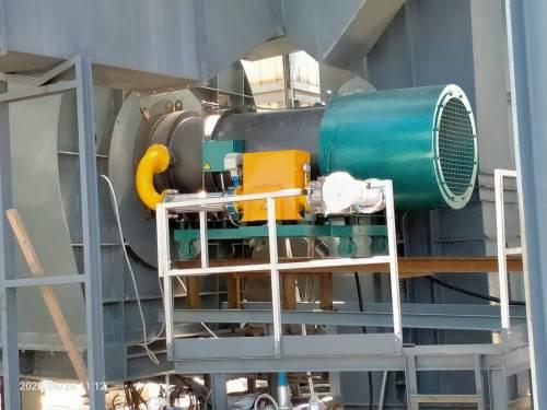 沃斯莱特YQR550油气两用燃烧器