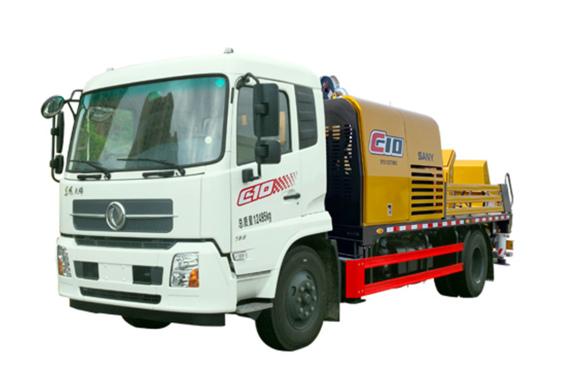 三一重工SY5128THBE-9025C-10S车载泵