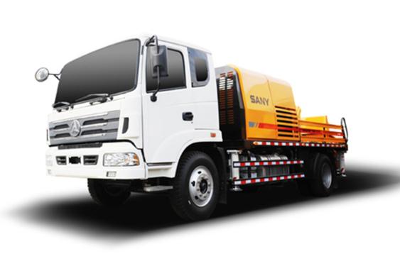 三一重工SY5143THBF-11025C-10GS车载泵