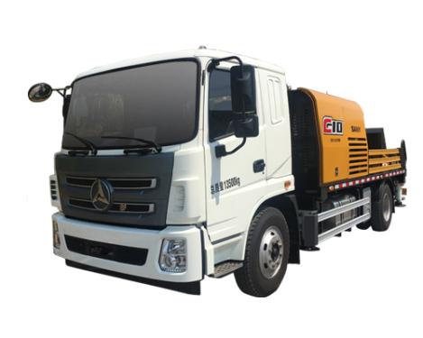 三一重工SY5133THBE-11025C-10GS车载泵