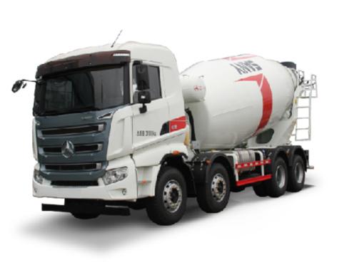 三一重工SY412C-10W(Ⅵ)混凝土搅拌运输车