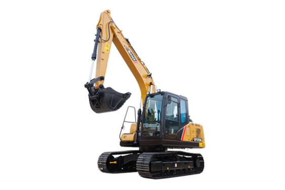 三一重工SY125C小型挖掘机