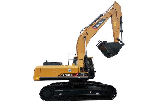 三一重工SY335H pro中型液压挖掘机