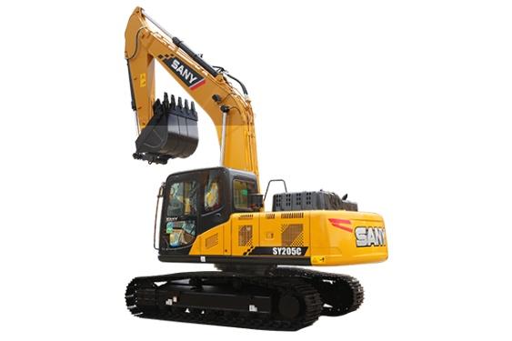 三一重工SY205DPC挖掘機