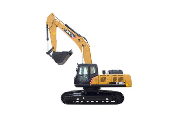 三一重工SY305H中型液压挖掘机