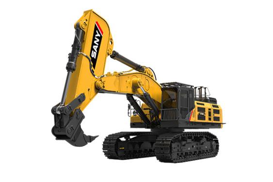三一重工SY750S挖掘机(松土器)