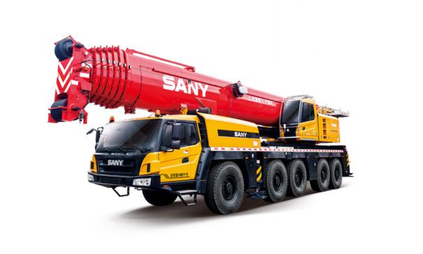 三一重工SAC2000T全地面起重机