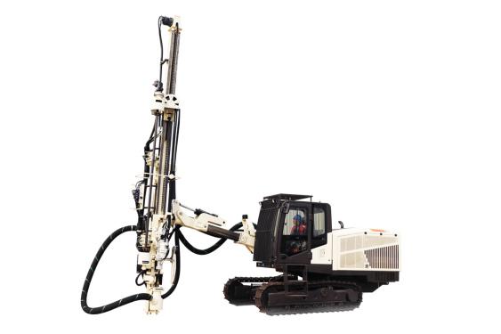 山东临工ST120露天顶锤式钻机
