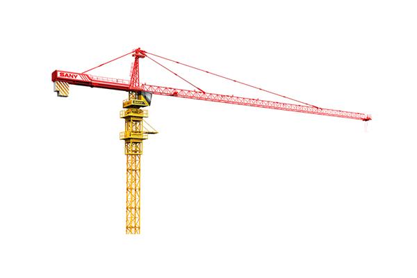 三一重工SYT125(T6515-8)塔式起重机高清图 - 外观