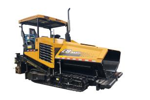 三一重工SAP100C-8沥青摊铺机