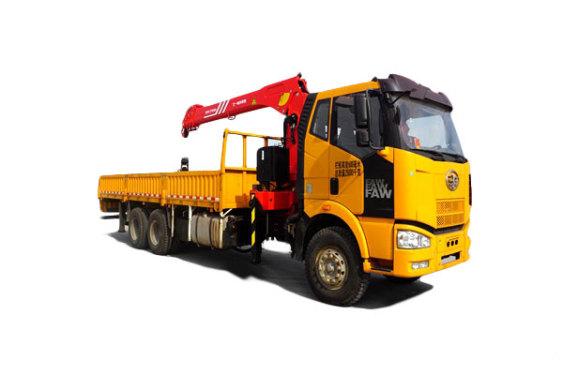 三一重工SPS175007吨直臂式随车起重机
