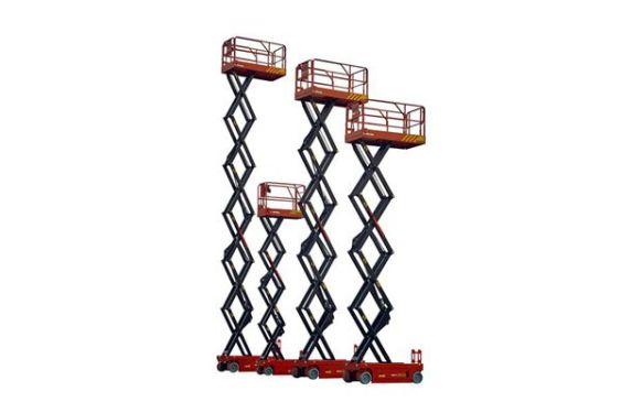 三一重工SGDJ0608高空作业车高清图 - 外观