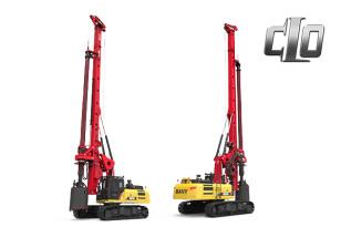 三一重工SR205-C10旋挖钻机