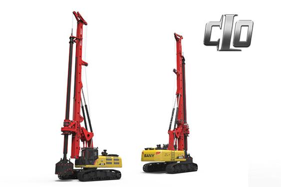三一重工SR235-C10旋挖钻机