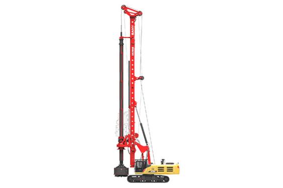 三一重工SR285R-C10旋挖钻机