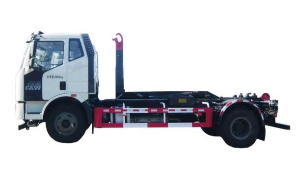 亚特重工TZ5180ZXXCA6J6勾臂车车厢可卸式垃圾车