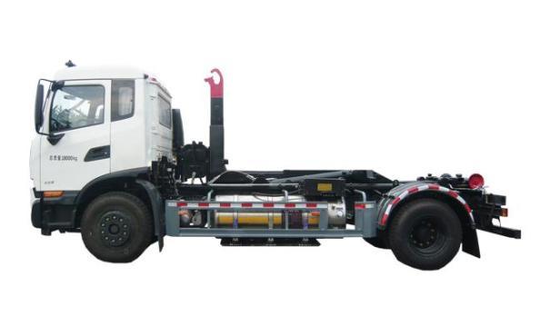 亚特重工TZ5182ZXXDF6NJ勾臂车车厢可卸式垃圾车