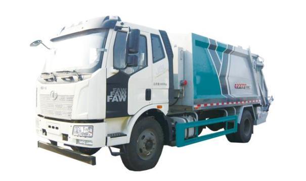 亚特重工TZ5180ZYSCA6J6垃圾车
