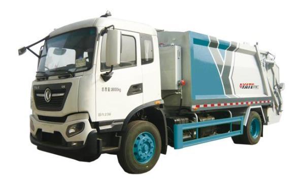 亚特重工TZ5180ZYSDF6X垃圾车