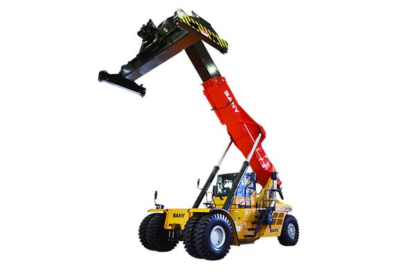 三一重工SRSC45T正面吊高清图 - 外观