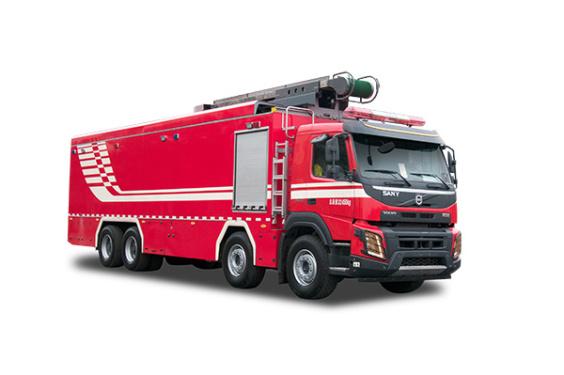 三一重工SYM5320TXFDF30水带敷设消防车